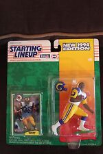 1994 JEROME BETTIS - rookie Starting Lineup - L.A. Rams - w/protective dome