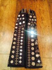 KTZ Mirror Catwalk Long Gloves