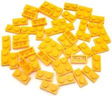 LEGO 9 X CATENA Trans Arancione Brillante /& Neon Verde 21 collegamenti o 16 LEGO Borchie Lungo