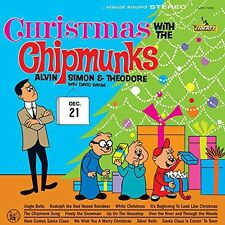 The Chipmunks - Christmas with the Chipmunks [New Vinyl]