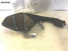 YAMAHA  R1  2016  LH MIRROR  GENUINE  OEM  LOT43  43Y3741