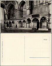 CONSTANTINOPLE KONSTANTINOPEL ISTANBUL - Sultan-Achmed-Moschee innen - AK um1930