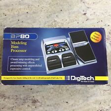 DIGITECH BP80 Modeling Multi-effects Processorfor Guitar Free Shipping