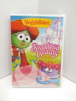 NEW VeggieTales Sweetpea Beauty A Girl After Gods Own Heart DVD SEALED