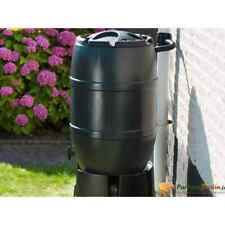 Nature Rainbutt 120L 51x81cm Green Water Storage Container Collection Tank