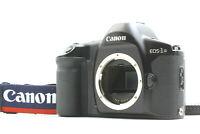 [EXC+++++ w/ STRAP] Canon EOS-1N EOS1N 35mm SLR Film Camera Body From Japan