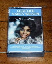 CASSETTE TAPE: Nancy Wilson - Lush Life (1967, EMI) You've Changed Sunny Import