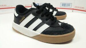 Super Cute Classic Adidas Samba Athletic Sneakers Toddler Sz 8