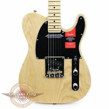 Brand New Fender American Professional Telecaster Maple Fretboard in Natural Ash