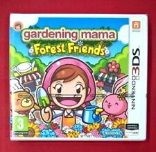 Gardening Mama: Forest Friends - Nintendo 3DS - NUEVO