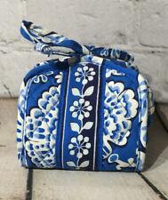 Vera Bradley Mini Zip Make Up Jewelry Organizer Bag