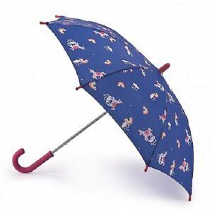 Joules Junior-4 Umbrella - Head In The Clouds