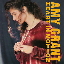 NEW CD Amy Grant – Heart In Motion That's What Love Is For