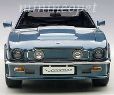 AUTOart 70223 1985 ASTON MARTIN V8 VANTAGE 1/18 MODEL CAR CHICHESTER BLUE