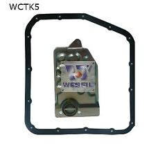 WESFIL Transmission Filter FOR Toyota CELICA 1985-1989 A140L WCTK5