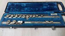 Flûte traversière Yamaha YFL-21S dans son étui