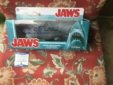 Reaction Jaws Figure Signed By Richard Dreyfuss With COA