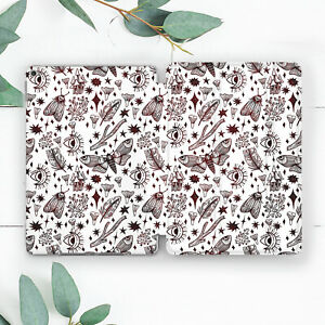 Gothic Moth Witch Moon Sun Stars Case For iPad 10.2 Pro 12.9 10.5 9.7 Air 3 Mini