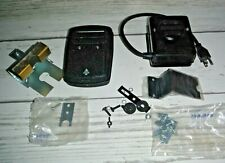 2 Vintage Gas Grill Rotisserie Accessory Motor 1 Battery 1 Char Broil 1520