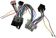 Câble Faisceau Autoradio pour PARROT KML Kit Mains Libres 36pins pour Opel 2004+