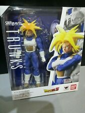 Dragon Ball z Sh Figuarts Trunks Super Saiyan New and Original