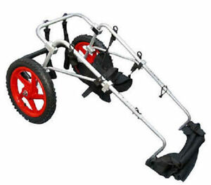 REFURBISHED BEST FRIEND MOBILITY DOG WHEELCHAIR XL EXTRA LARGE KART CART