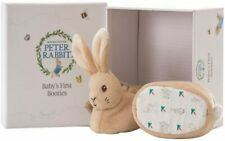 Peter Rabbit Baby Booties Gift Set