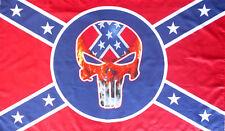 DRAPEAU 150 X 90 cm SUDISTE ETATS UNIS AMERICAIN AMERIQUE USA FLAG BIKER MOTARD