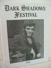 Dark Shadows Festival 1995 program. New York, Marriott Hotel