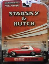 2018 GreenLight Series 18 Hollywood Starsky & Hutch 1976 Ford Gran Torino HTF