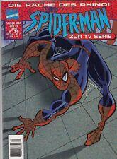 Spider-Man Magazine - The TV Series (German) # 16-Panini 1996-Top