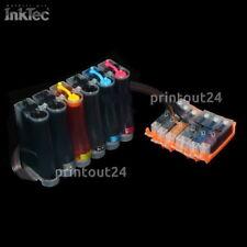 CISS Fill in InkTec encre recharge cartouche d'encre néc CLI-551GY Gris Gris