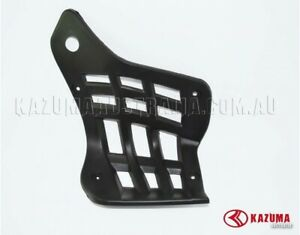Kazuma Falcon 110 / 150 / 250  Rear Foot Guard  Right Hand (plastic)