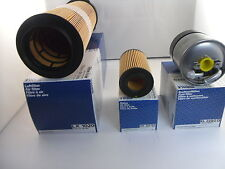 Mercedes CLC Class CLC220 CDI Service Kit Oil Air Fuel Filter 08 to 11 MAHLE OP1