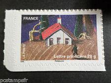 FRANCE 2011 VARIETE ARBRE EN FEU, timbre 536 AUTOADHESIF, neuf**, MNH STAMP