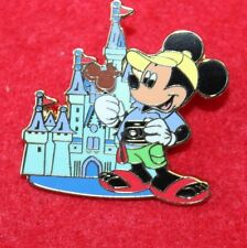 OFFICIAL travel magic castle - DISNEY 2013 P923-3170-4-13343 MICKEY TOURIST