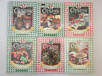Gooseberry Patch Cookbooks Christmas 1-7 Family Favorites 5-Ingredient Lot of 10