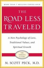 The Road Less Traveled Timeless Edition 25th Anniversary by M Scott Peck Book