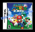 Nintendo Super Mario 64 DS Version Game WITH BOX AND MANUAL