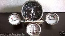 Allis Chalmers Tachometer Temp Fuel Amp Gauge 170,175,180,185,90,200,210, 220