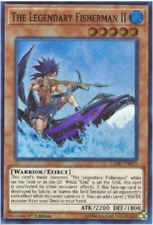 YuGiOh - 2X The Legendary Fisherman II - LEDU-EN015 -  Super Rare -1'st Edition