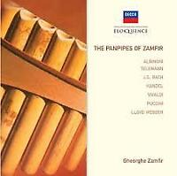 GHEORGHE ZAMFIR - THE PANPIPES OF CD ~ GREATEST HITS ~ NEW AGE/MEDITATION *NEW*