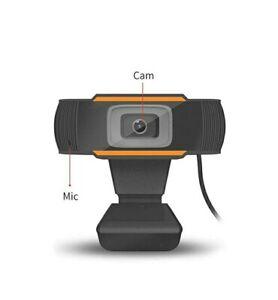 1080P HD Webcam with Dual Microphones - HD Auto Focus Camera Widescreen USB...