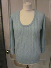 Cashmere jumper 16/18 beautiful luxury stylish pure heavenly soft exquisite nice