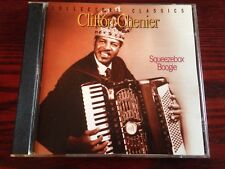C.J. CHENIER & RED HOT LOUISIA - Squeezebox Boogie - CD - Import