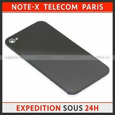 Back Cover Door Rear Glass Replacement For iPhone 4S black
