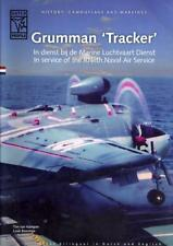 Dutch Profile Books GRUMMAN TRACKER in Royal Netherlands Naval Air Service