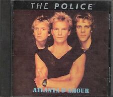 "THE POLICE - RARO CD ITALY ONLY 1991 "" ATLANTA D'AMOUR """