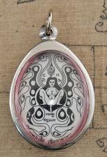 Talisman Lady Kruba Holy Powerful Magic Love Thai Amulet Love Erotic -197-D5