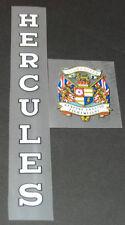 Hercules Hawthorne Decal Set (sku 120)